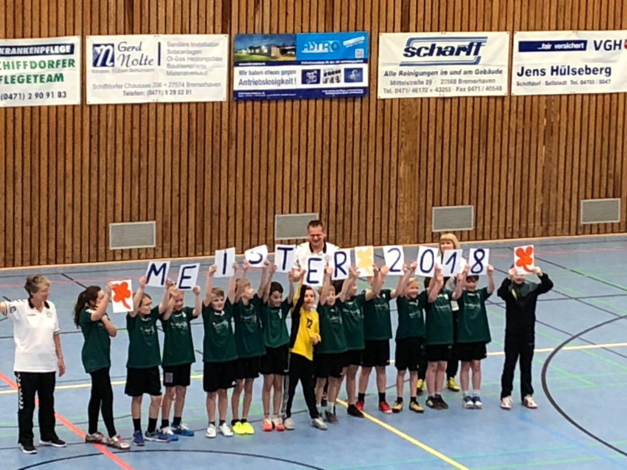 Meister Regionsliga 2018