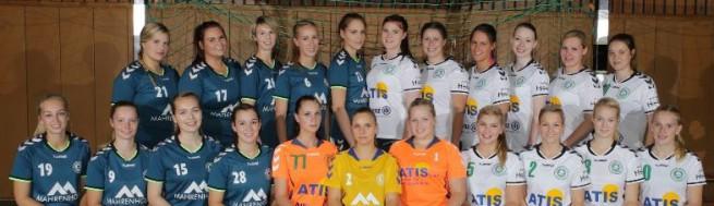 Damen spielen mit der 1. Herren vom TV Lilienthal beim Mixed Turnier in Tetenhusen