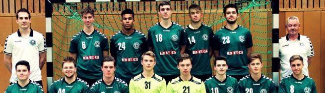 Mannschaftsfoto A-Jugend