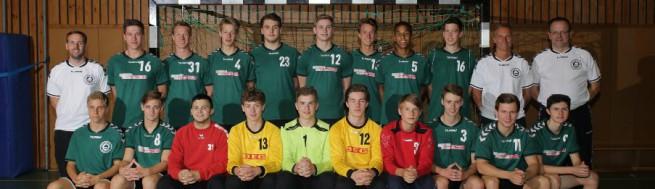 A-Jugend erobert die Tabellenführung durch Sieg bei HC Bremen II
