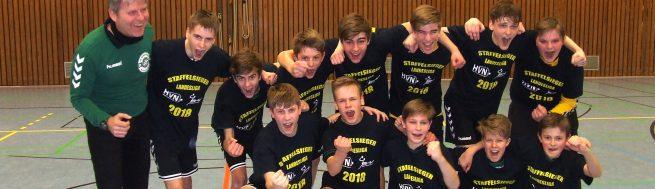 Männliche B-Jugend richtet erste Runde der Oberliga-Qualifikation aus