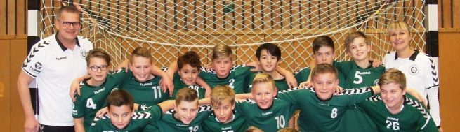 mD-Jugend erreicht Pokalhalbfinale